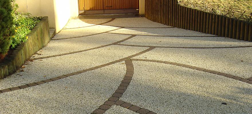 Descente de garage en béton ARTICIMO Désactivé