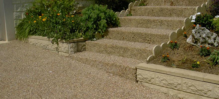 Escaliers en béton ARTICIMO Désactivé