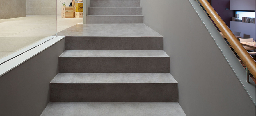 Escaliers intérieurs en béton ARTICIMO Ciré