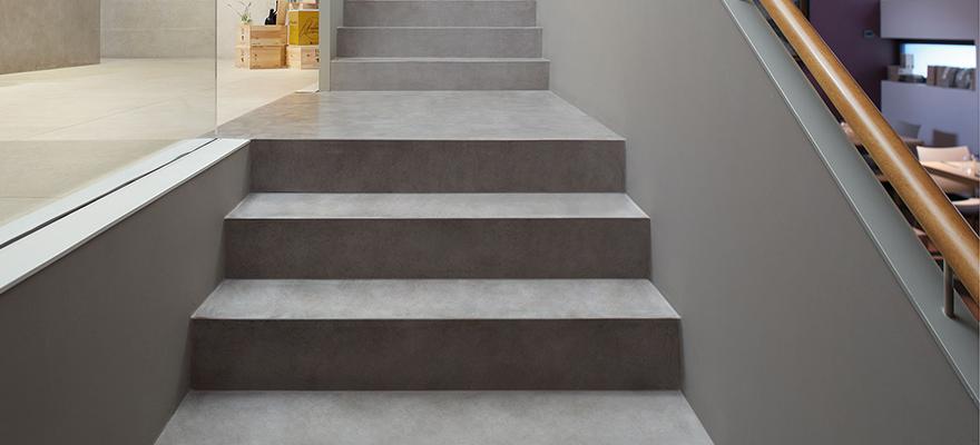 Escaliers en béton ARTICIMO Ciré