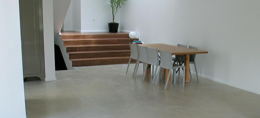 Salle à manger en béton ARTICIMO Ciré
