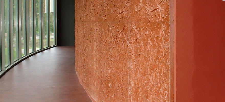 Mur en béton ARTICIMO Texturé